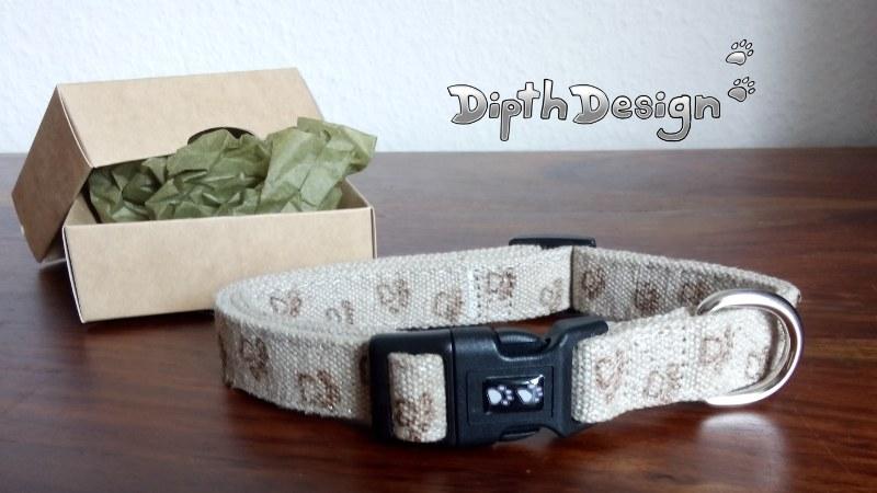 Design Hundehalsband aus nachwachsenden Rohstoffen?