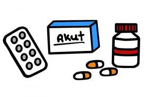 Was darf der Hund nicht fressen - Medikamente