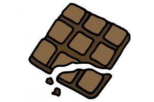 Hunde dürfen Schokolade nicht fressen