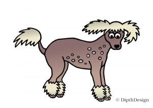 DipthDesign Design Hundehalsband Shop - Fellpflege für Hunde - Fell richtig pflegen - Hunde ohne Fell Nackthund