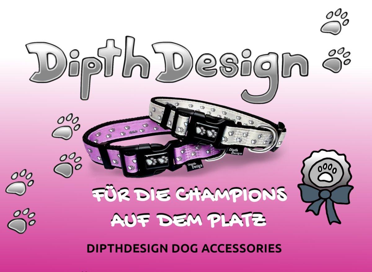 Hundehalsband Shop Design Halsbänder DipthDesign