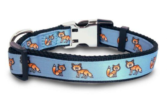 Halsband Hundehalsband Design Fuchs