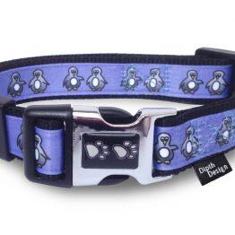 Hundehalsband Pinguine Design Hundehalsbänder